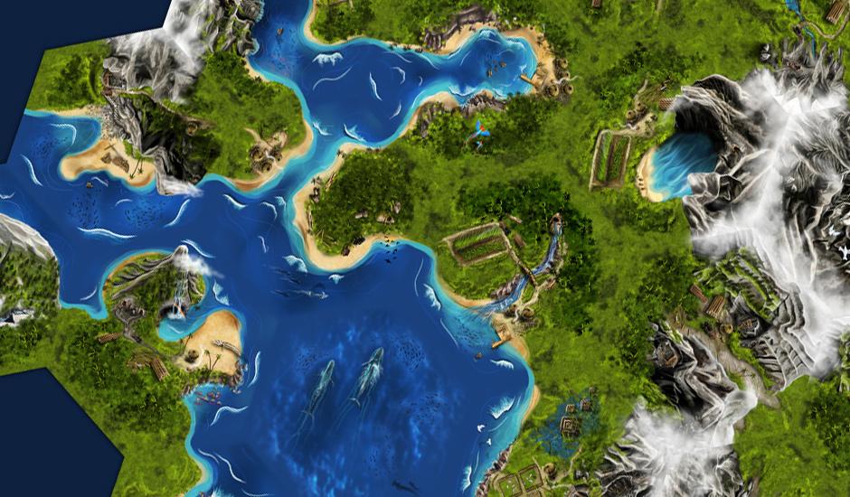 Archipelago Hexa